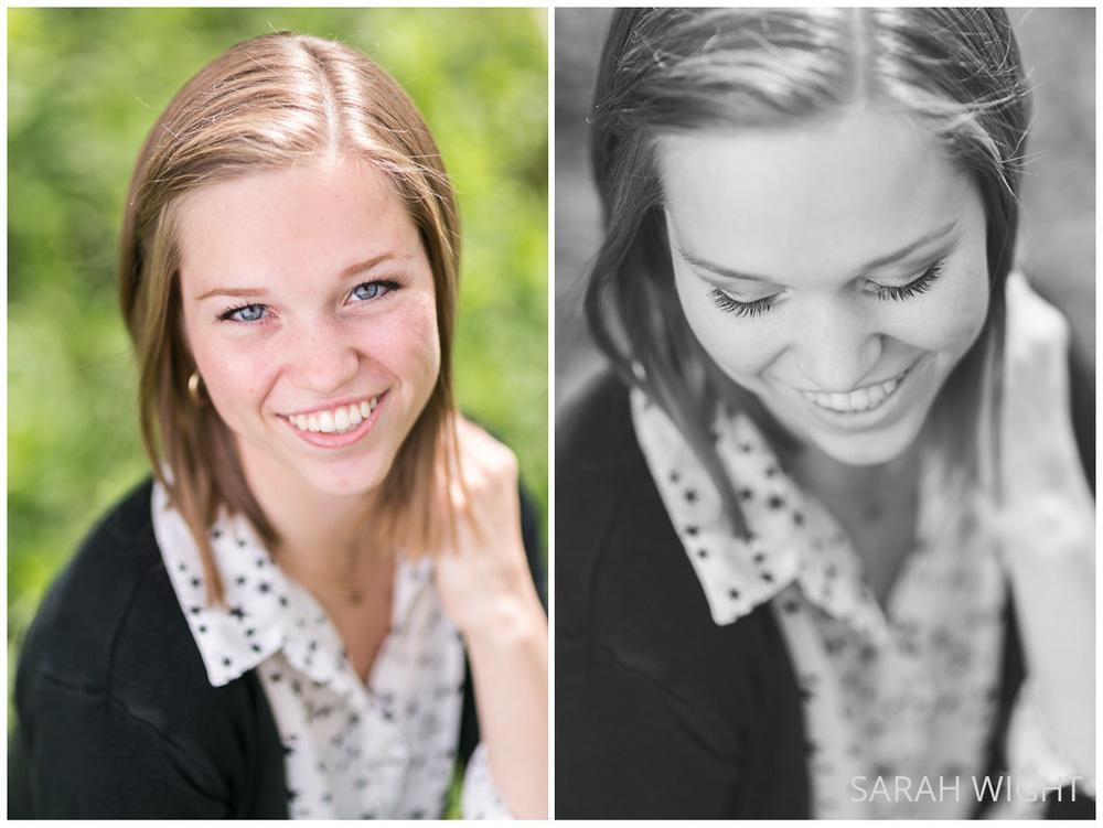 Senior Girl portraits lifestyle natural