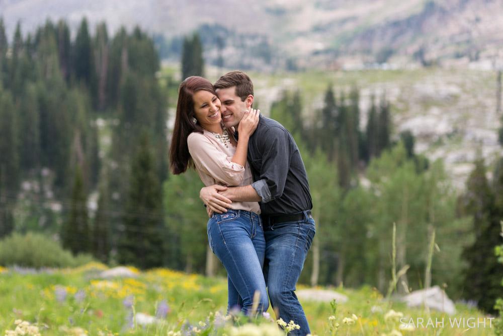 Utah Mountain Cottonwood Canyon Engagement Photos-18.jpg
