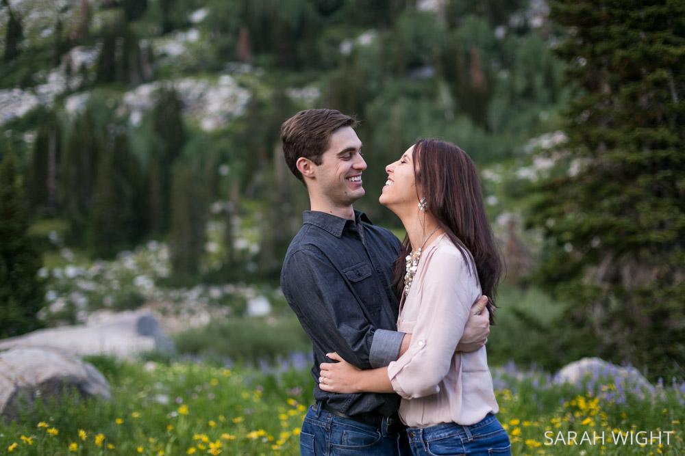 Utah Mountain Cottonwood Canyon Engagement Photos-54.jpg
