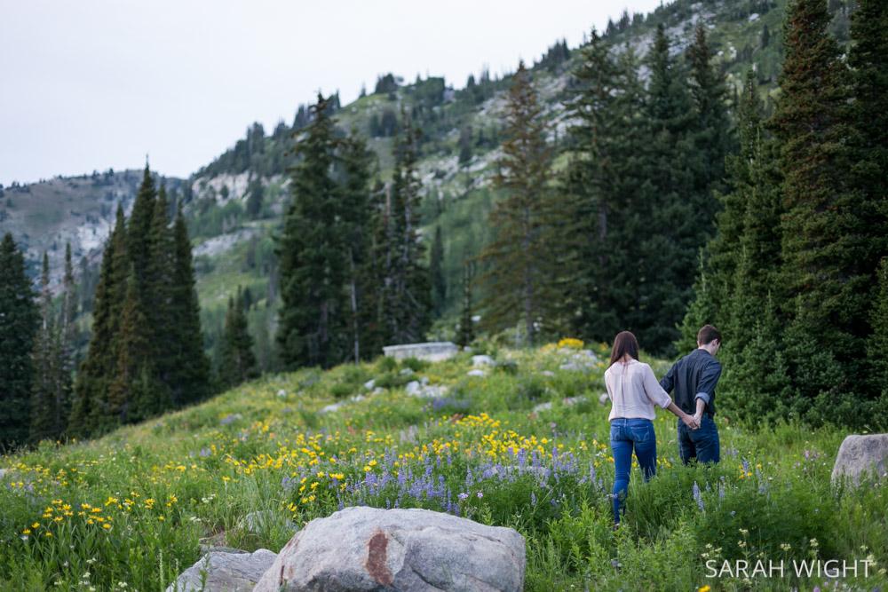 Utah Mountain Cottonwood Canyon Engagement Photos-55.jpg