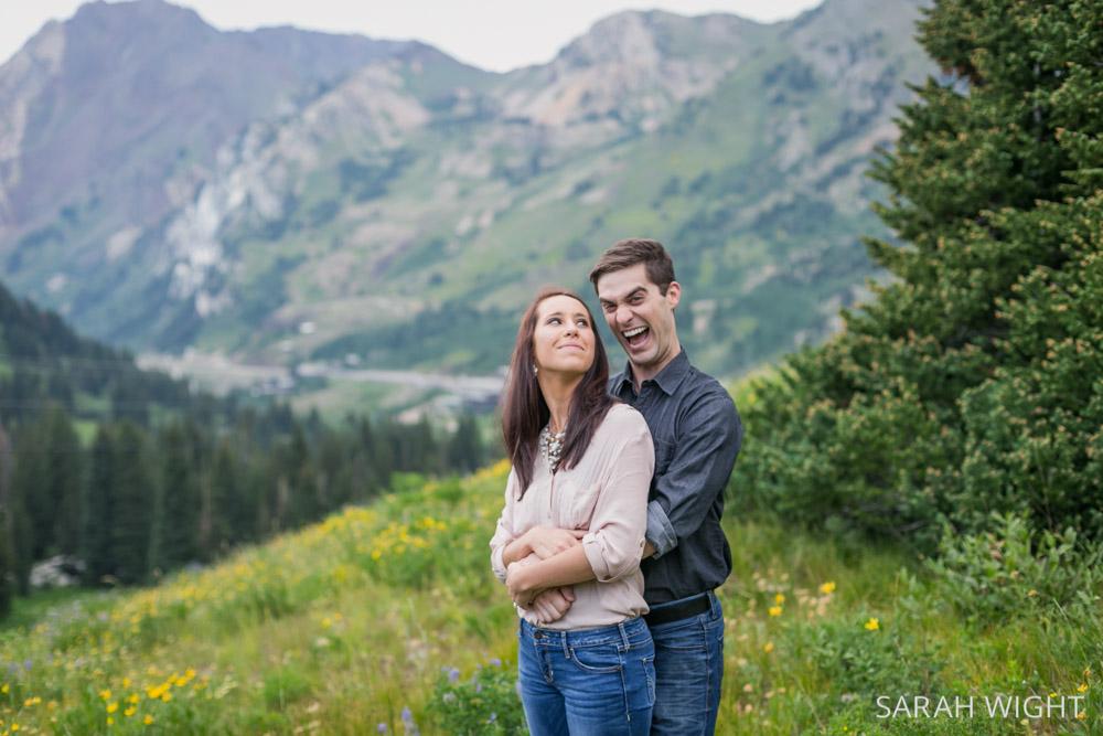 Utah Mountain Cottonwood Canyon Engagement Photos-42.jpg