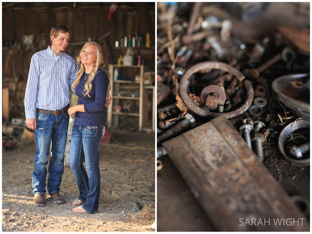 D1 Idaho Rustic Country Farm Engagement Photos.jpg
