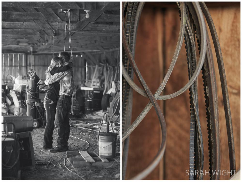 D4 Idaho Rustic Country Farm Engagement Photos.jpg