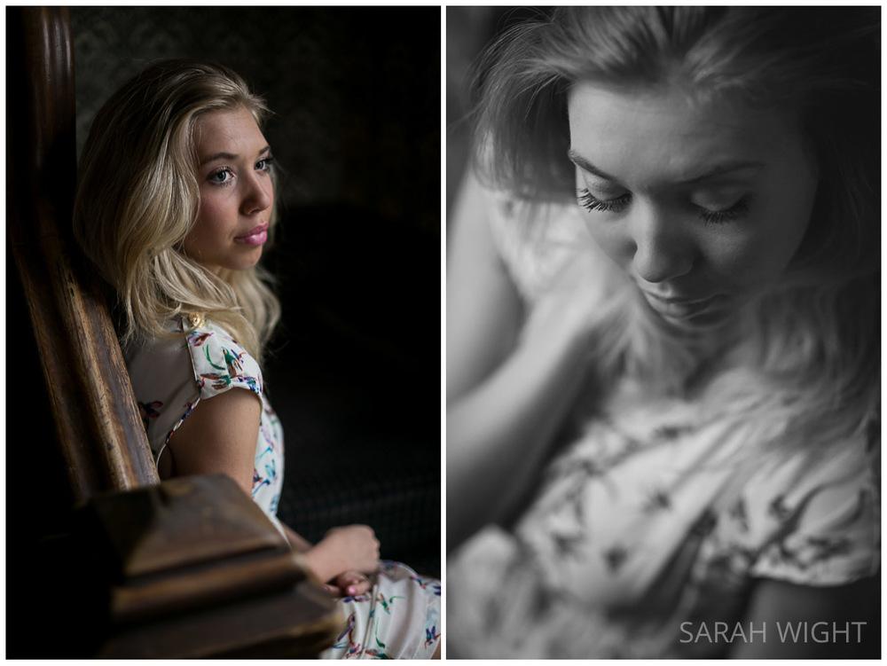 Senior Beauty Glamour Portraits
