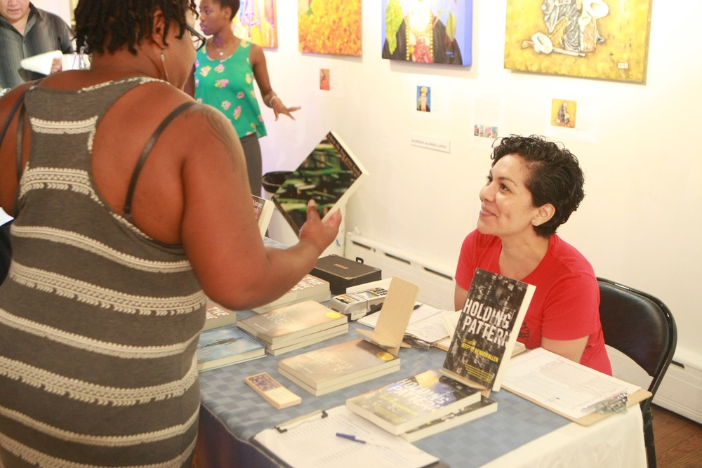 Metta Sama and Aurora Anaya Cerda (La Casa Azul Books)
