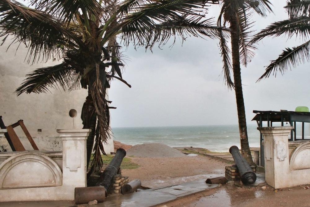 Cape Coast in Ghana
