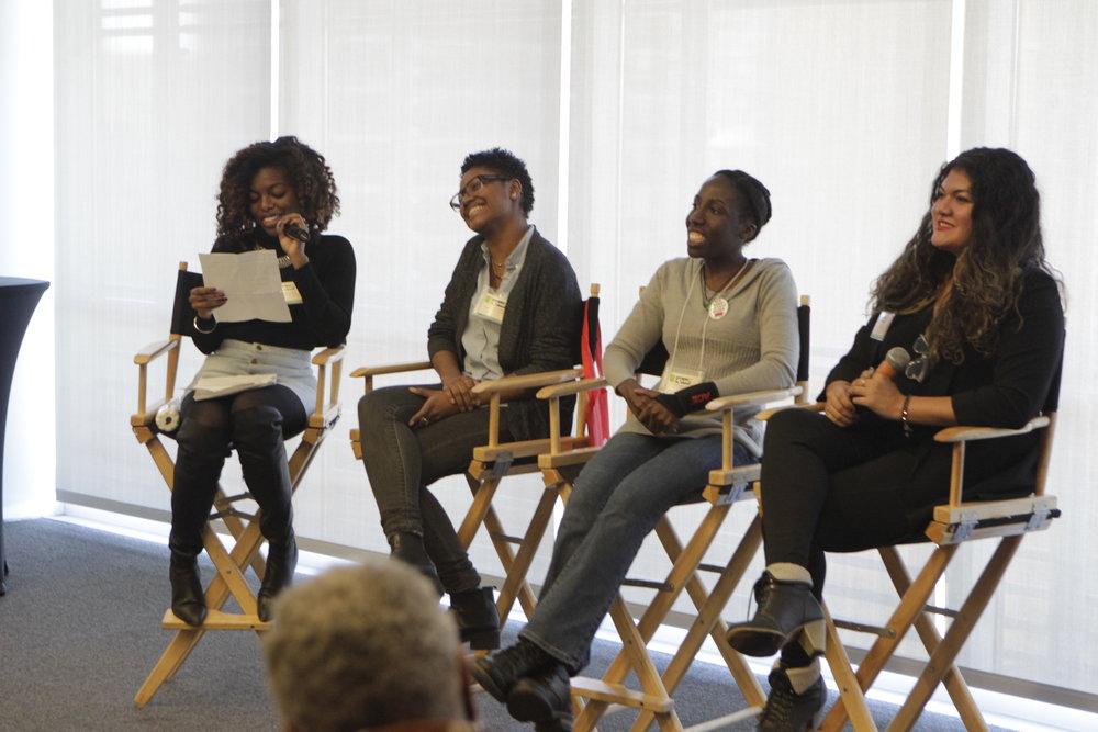 Copy of Copy of Ebony Ladelle, Saraciea Fennell, Jennifer Baker, Zoraida Cordova