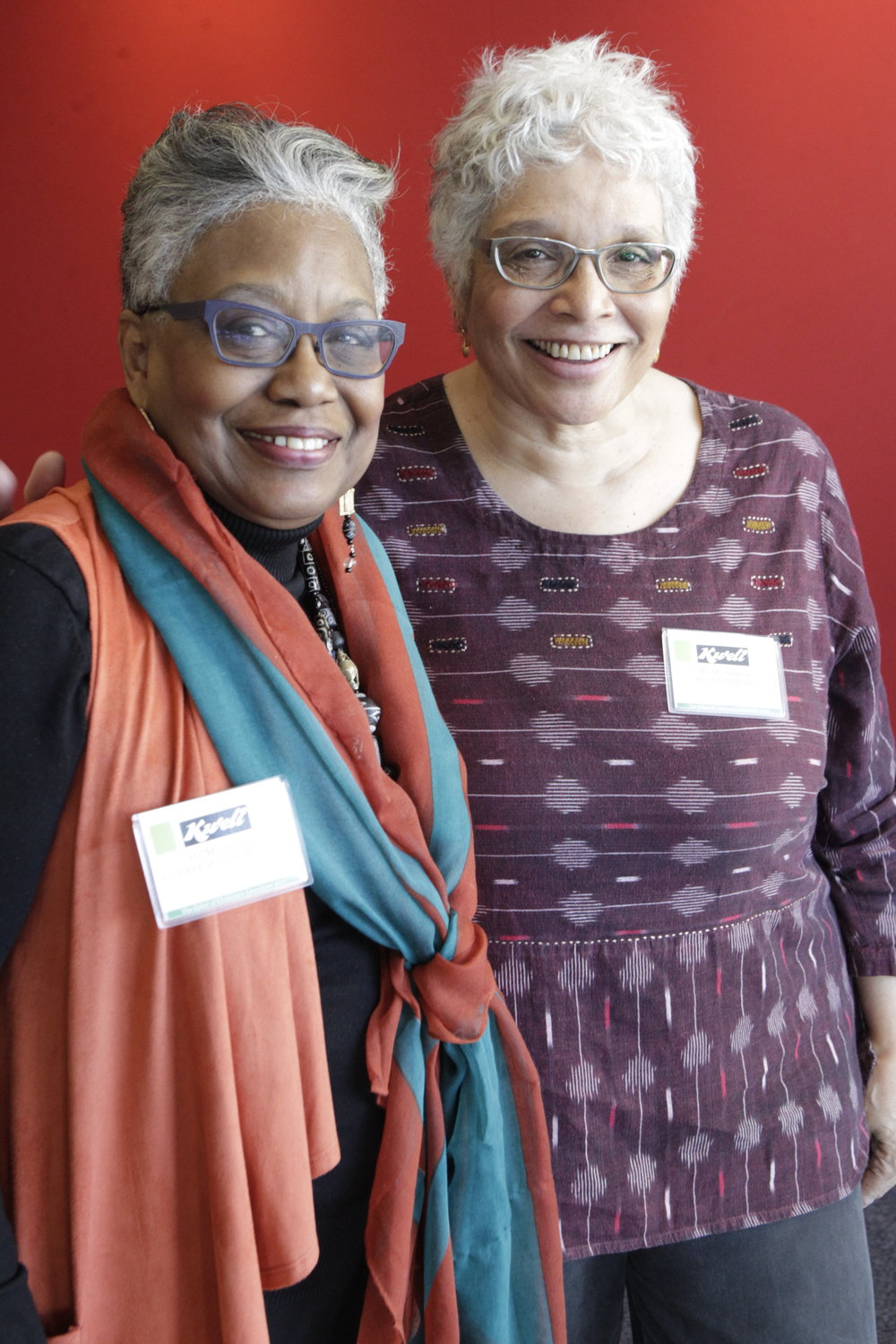 Copy of Copy of Publisher Cheryl Hudson and Illustrator Pat Cummings