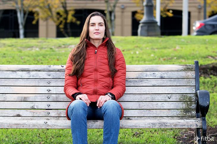 Portland Waterfront Meditation - FitBit