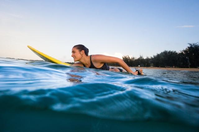 Photo by Tyler Roemer in Hanalea Bay, Kauai, Hawaii