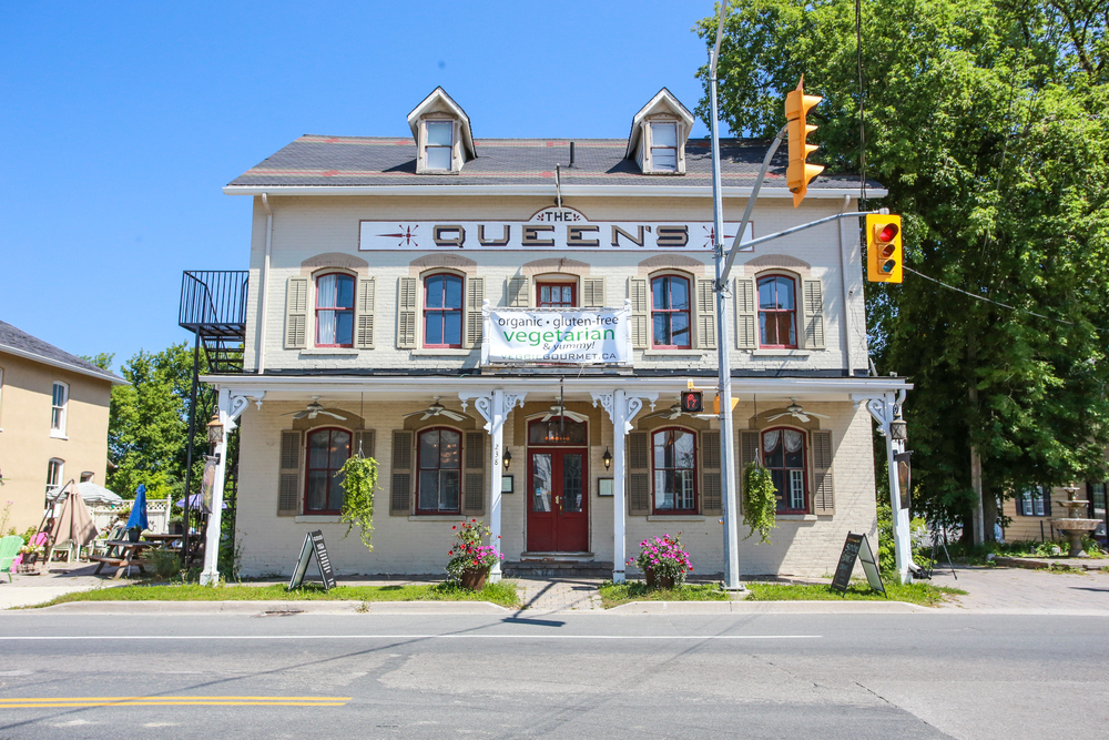 238 Barrie Street (Hwy 27)  Former steakhouse becomes a wellness haven!
