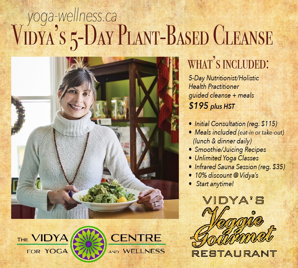 You may purchase your cleanse in person at our Elixir Bar at Vidya's, or online here below. When purchasing online please print and bring your PayPal receipt with you and  contact us  to reserve your initial consultation.   Join this cleanse anytime!