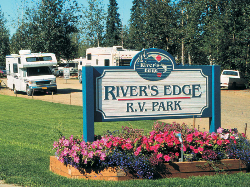 One of Alaska's Premiere RV Campgrounds