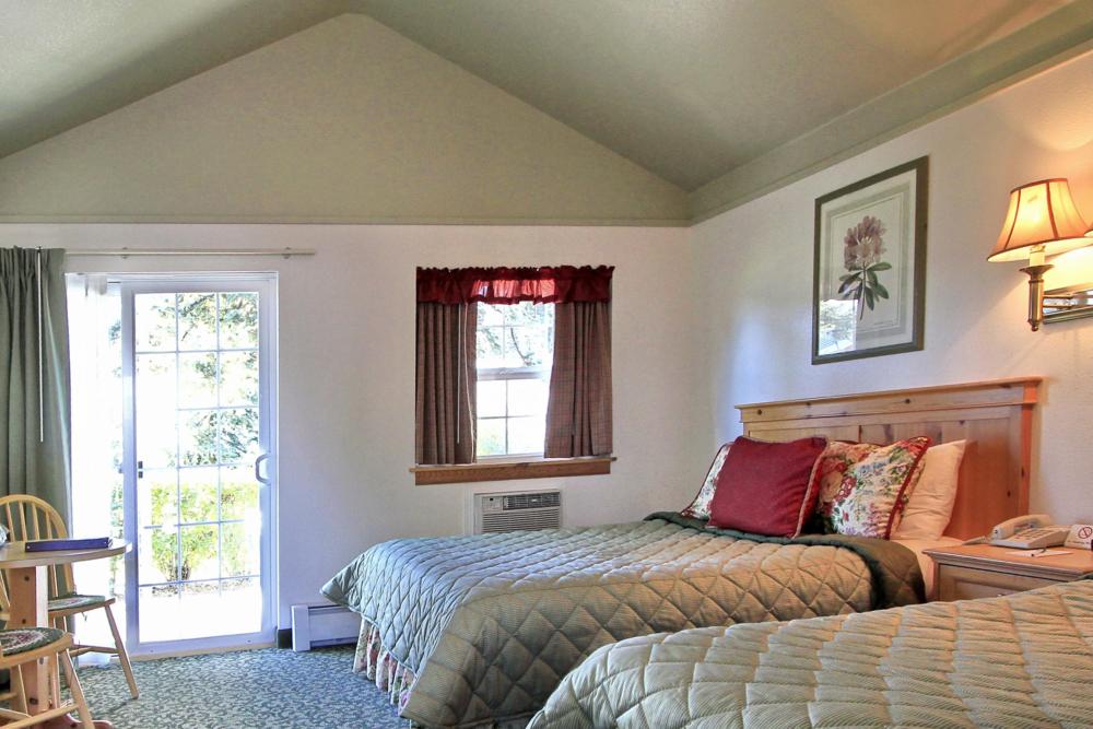 garden cottage interior