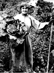 Mrs. Walter S. Brewster (Kate) represented the Garden Club of Illinois (renamed the Lake Forest Garden Club in 1921) at the 1913 Founding Meeting in Philadelphia. She served as GCA Vice-President from 1913 to 1916 and President of the Lake Forest Garden Club from 1922-1924.