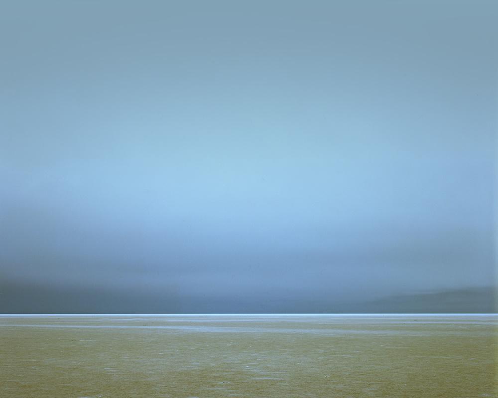 Thin White Line, 2013 :ake Eyre.