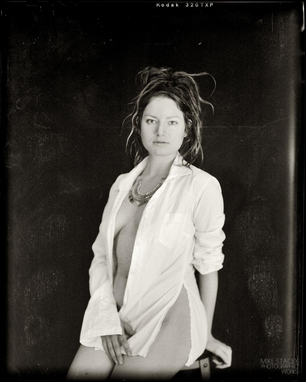 Bianca Wolff. September 2015. On 4x5 Kodak.