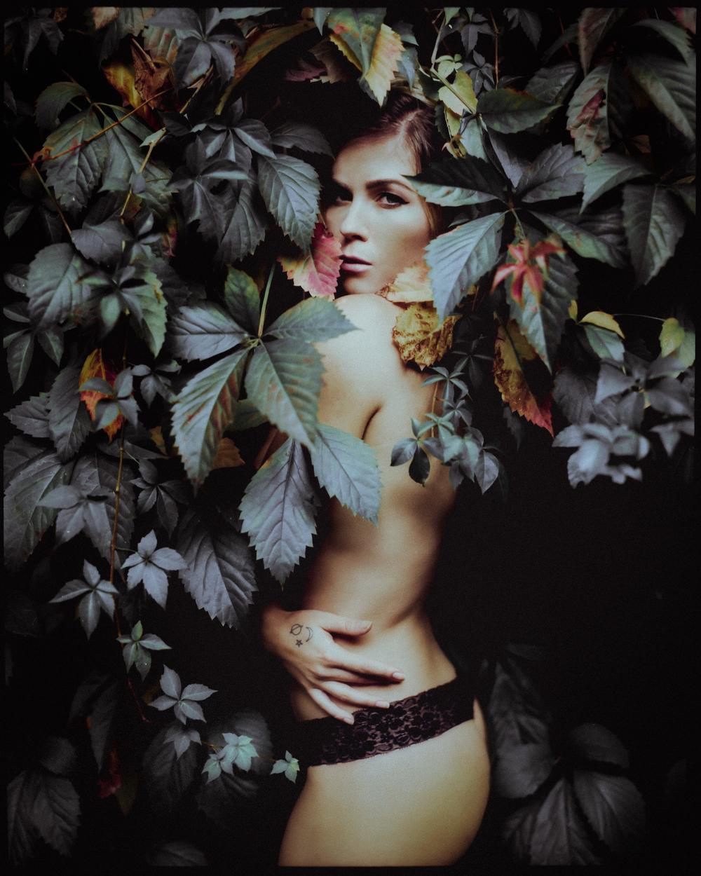 Autumn Garden Model: Ama  Sylist: GIAN