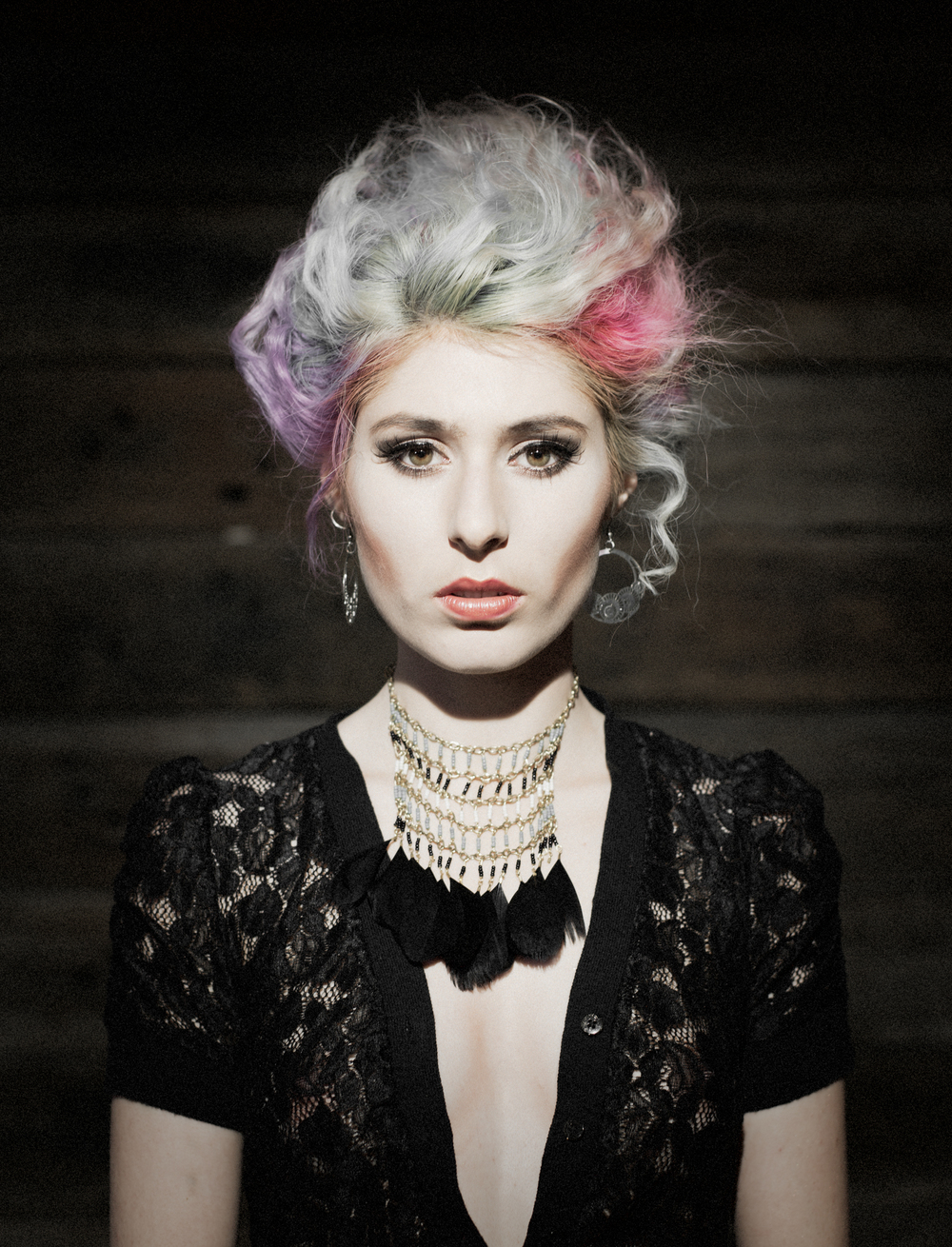 Nic Nyx  Hair & Makeup:  Kerrie Jane Bailey