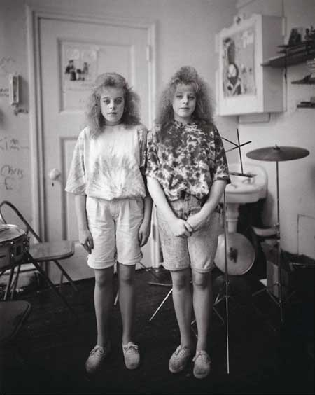 'The Stewart Sisters, 7th Grade' - Judith Joy Ross