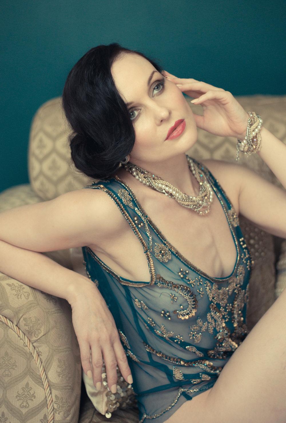 Anne Duffy  HMUA: Burton Yuen  Styling:  Anne Duffy  & GIAN