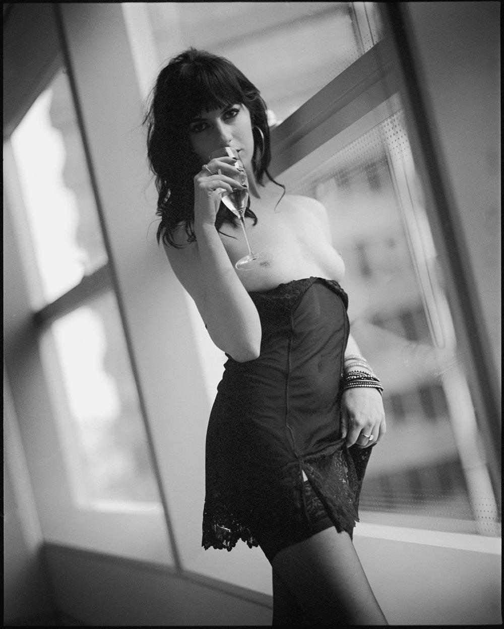 Seduction is Art  Ivy-Rose Raven