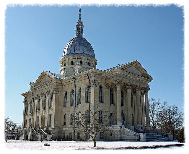 "The majestic ""Million Dollar Courthouse"" is the centerpiece of the town's attractions."