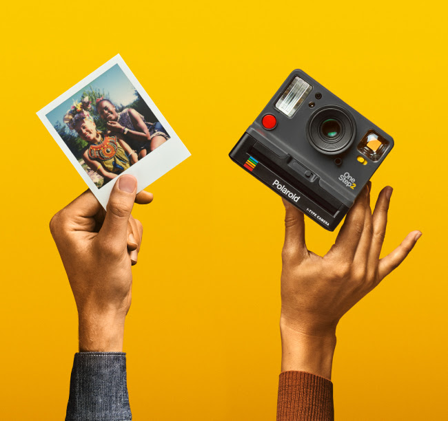 Image cred:  Polaroid Originals
