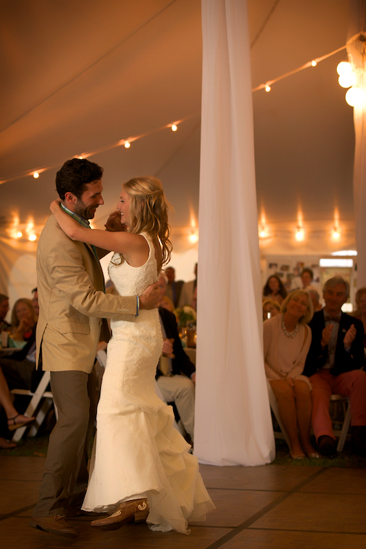 One of the cutest first dances ever!