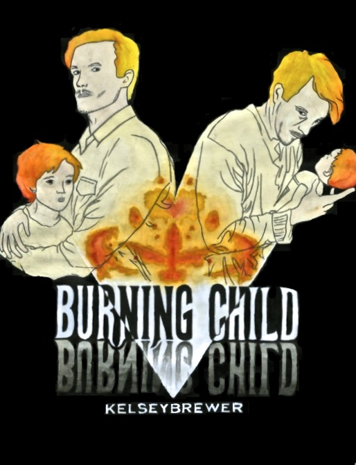 Burning Child Poster