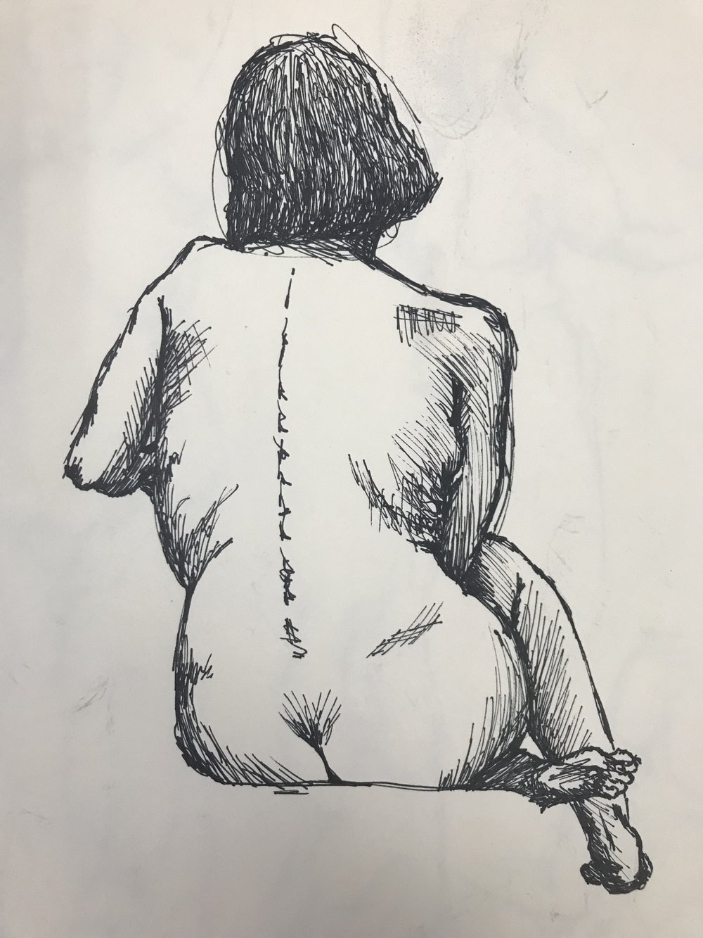 Figure Drawing Series