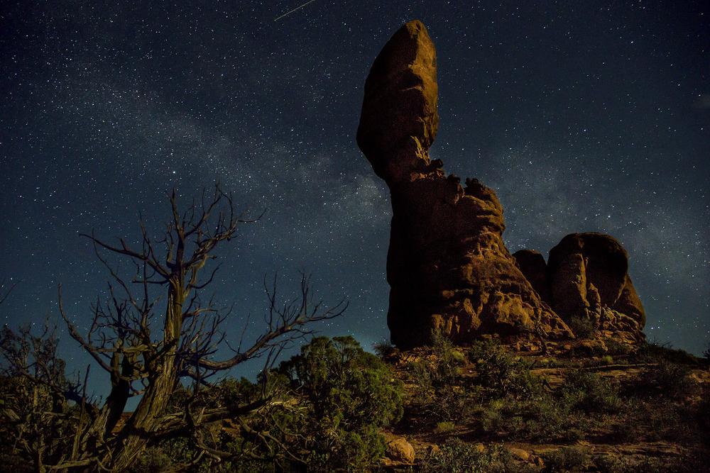 Balanced Rock, Arches N.P., Moab, UT