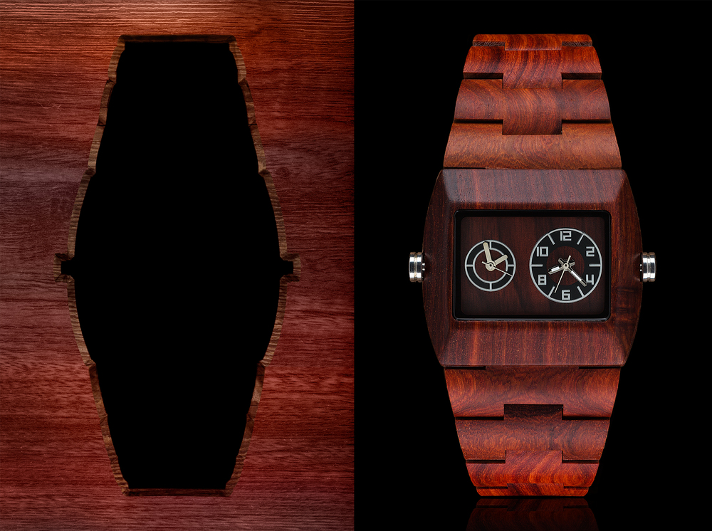 Meku Wooden Watches