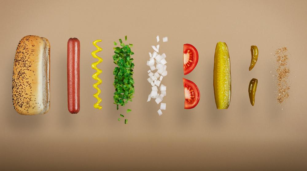 Chicago Style Hotdog Done Correctly