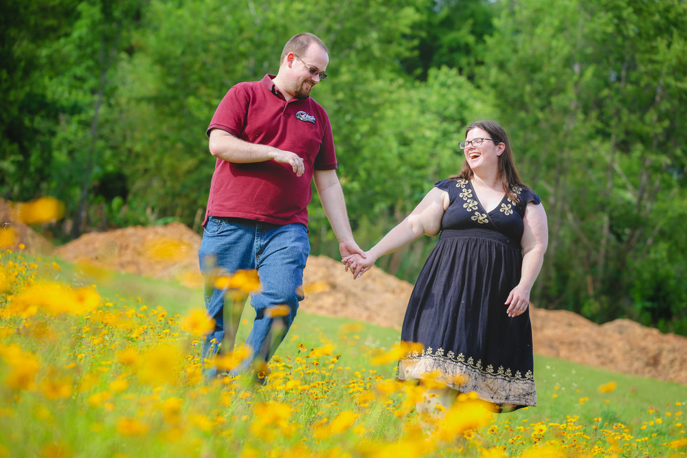 Gainesville Engagement Photography
