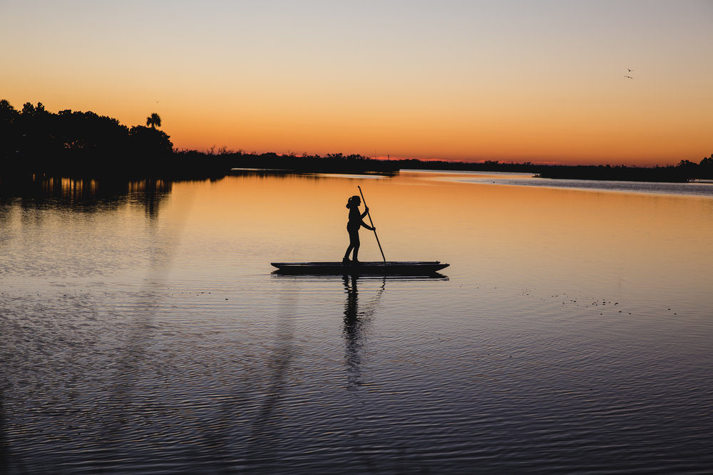 Gainesville Outdoor Photography Paddle Boarding