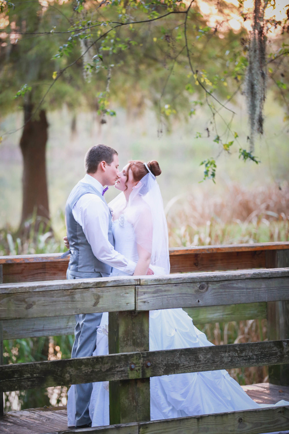 Gainesville Wedding Photography | Baughman Center