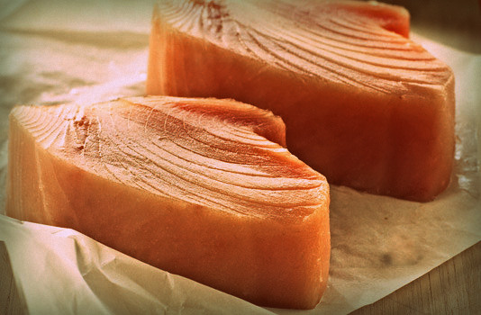 Albacore Steaks