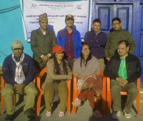 Afno FM Team Okhaldhunga.