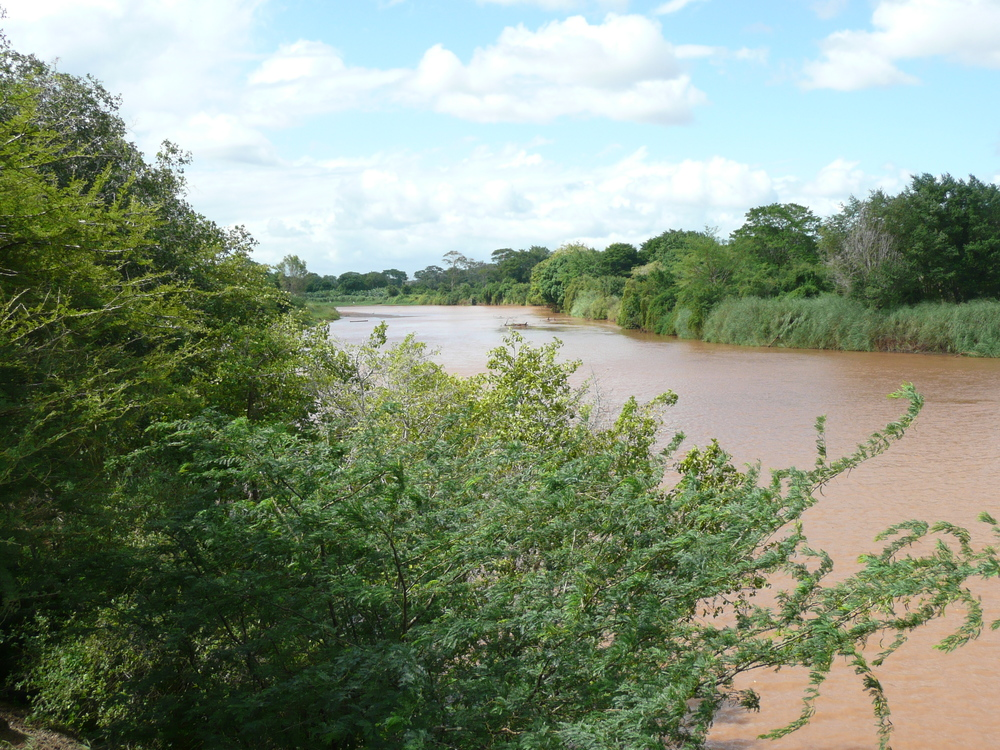 The tranquil Tana River, Kenya's largest river, has often been the scene of violent conflict over many decades