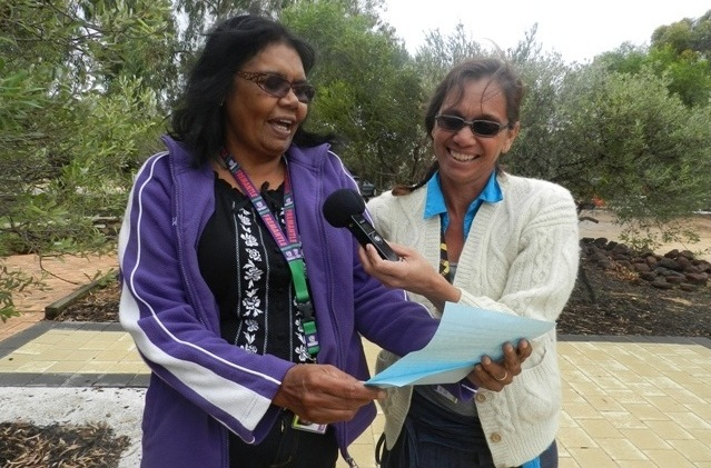 Radio MAMA - WA Mid West - Radio MAMA is an indigenous broadcaster based in three rural and remote locations in Western Australia's Mid-West. Radio MAMA and HCR strengthen community engagement through workshops with community members who participate in the design, production and presentation of radio messages for health and social development campaigns delivered by local service providers.Read More
