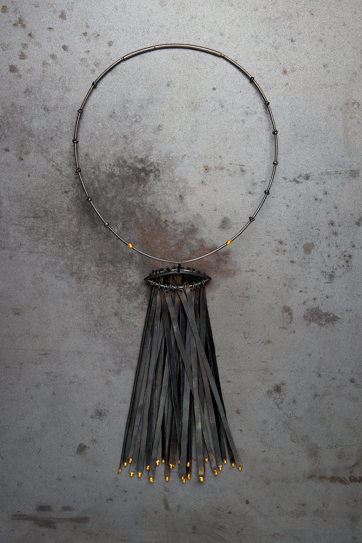 Fringe Duster Pendant