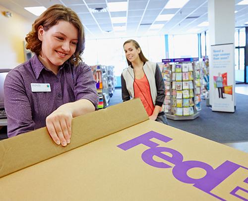 Image Credit: FedEx