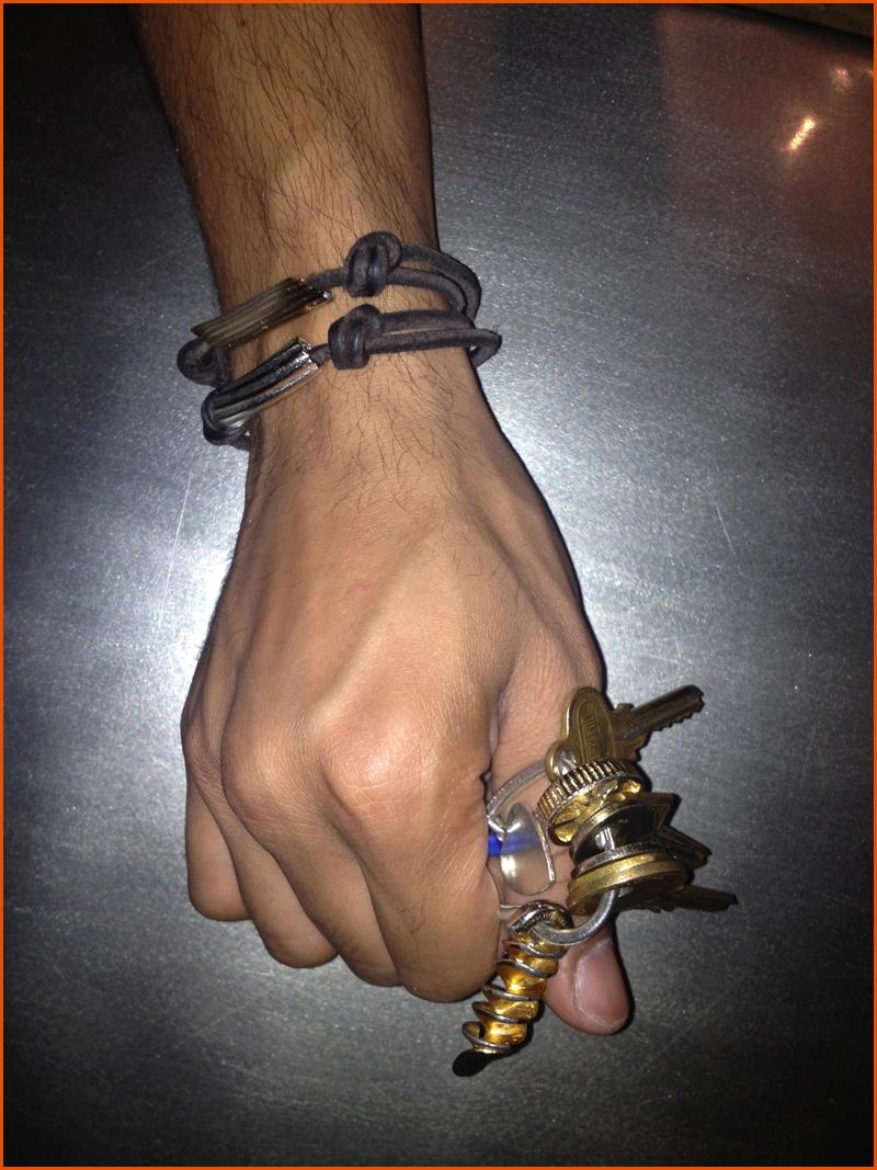 Key Chains & conversationals@cafeost THX #Nick LaMantia