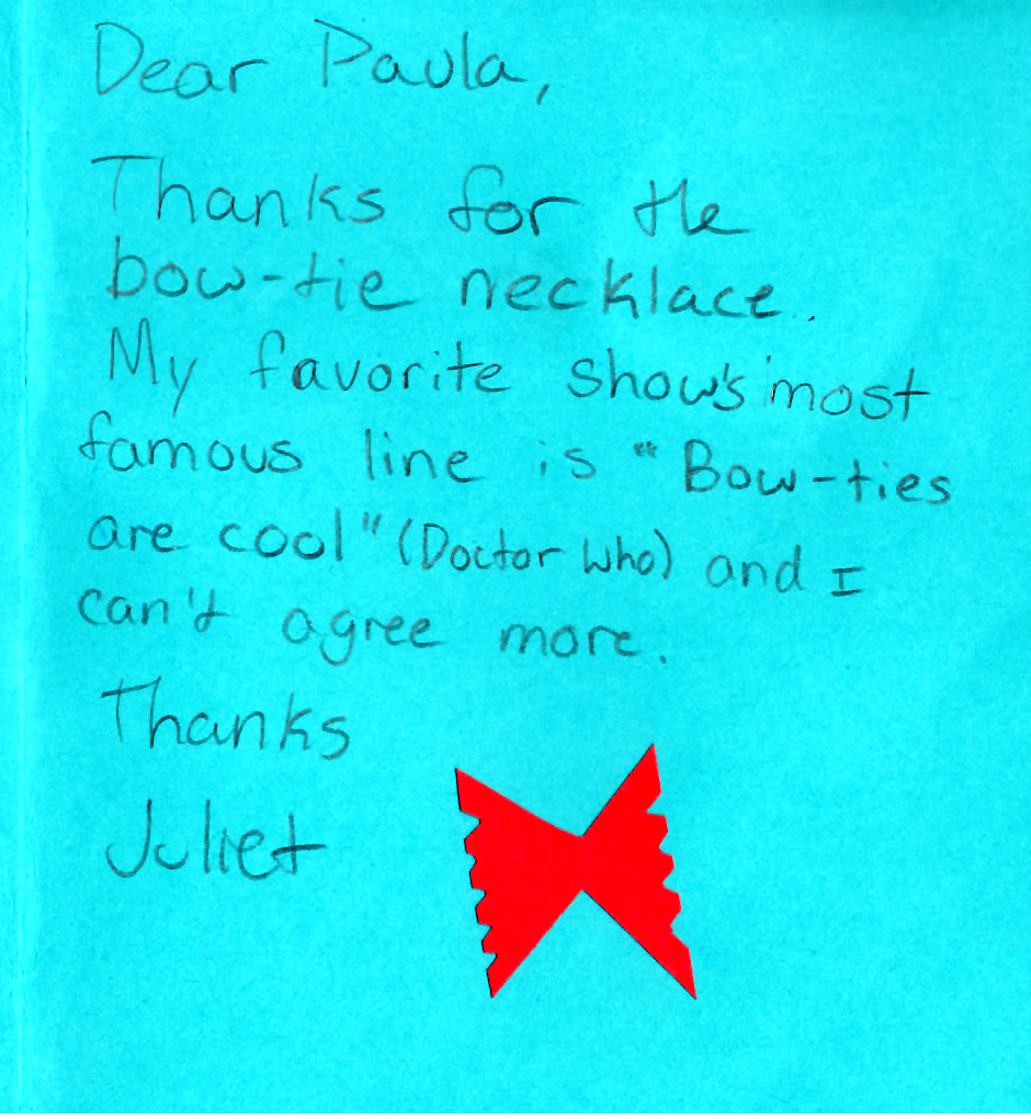 Juliet Bow Tie