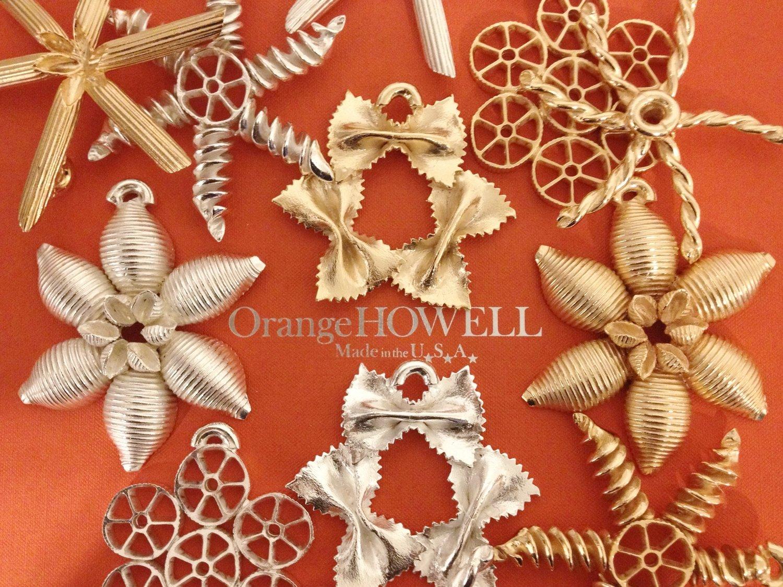 ornaments o h macaroni u2014 orange howell