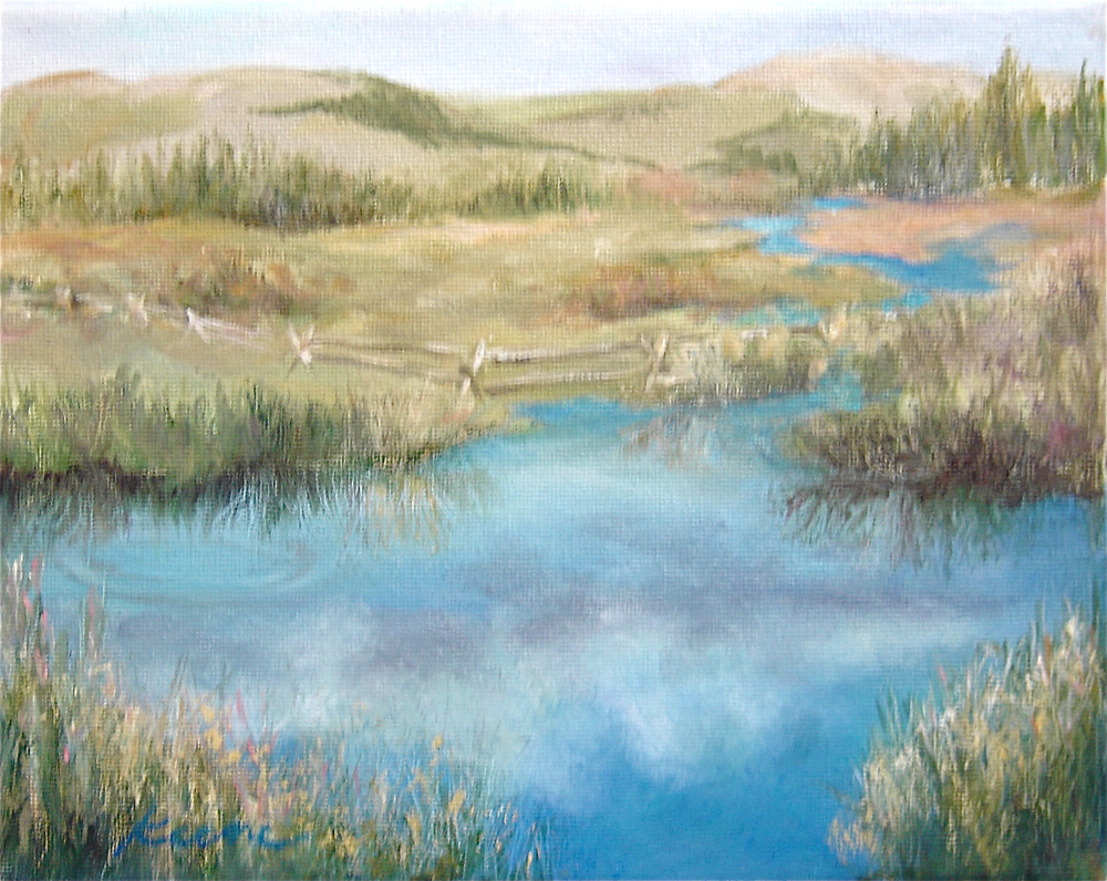Devil's Thumb Pond Ranch