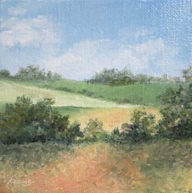 Land Quilt