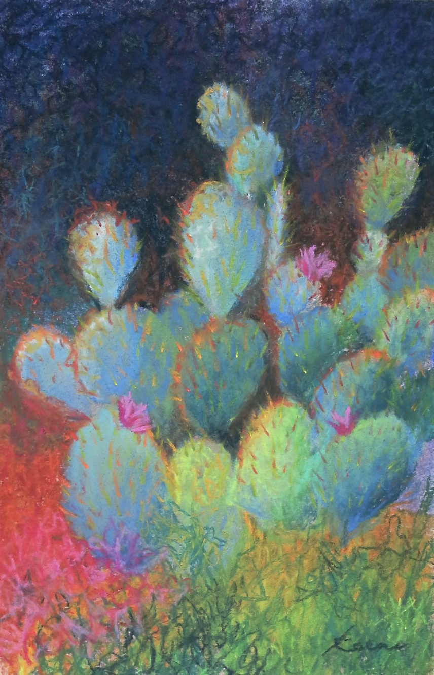Prickly Pear Night