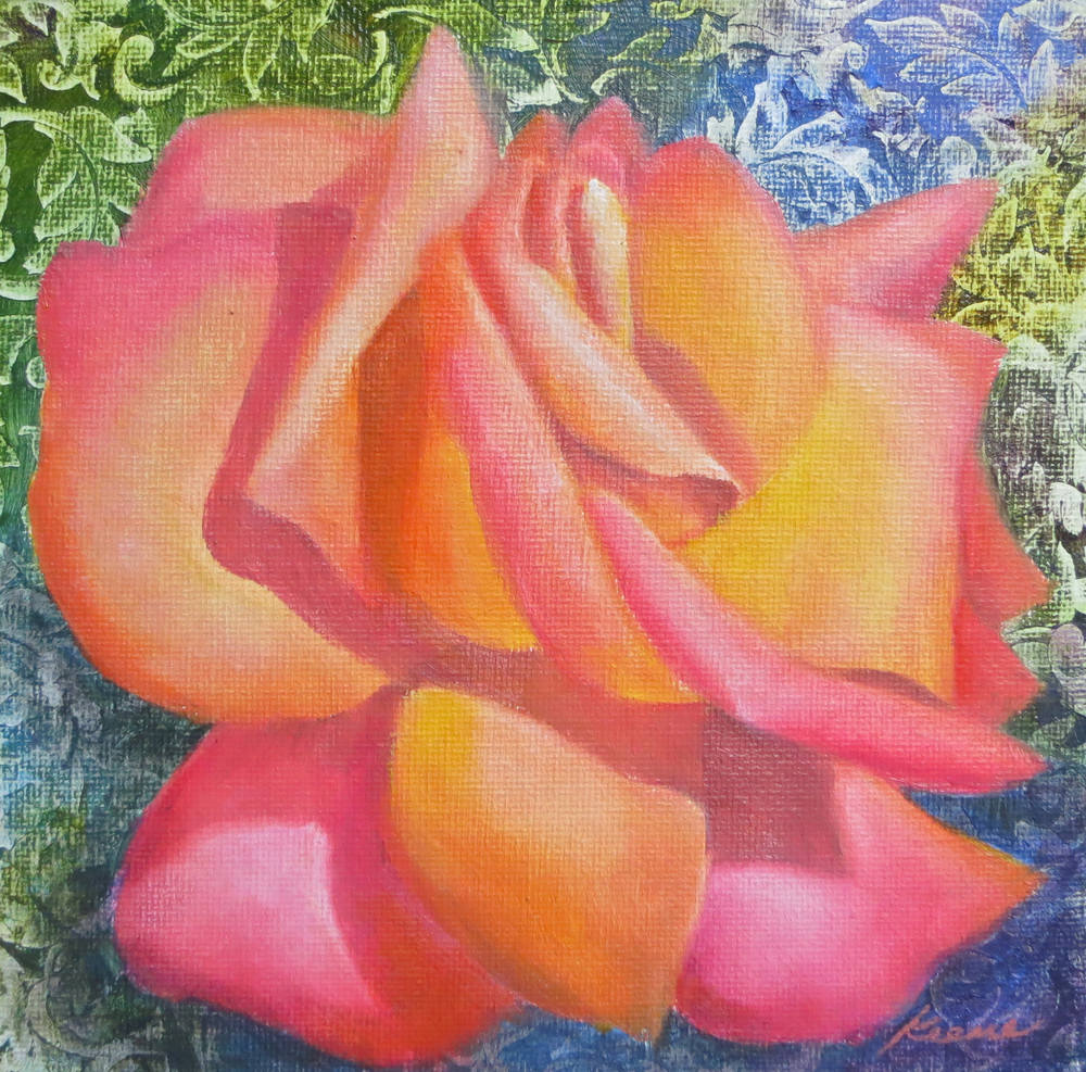 Festive Rose #2